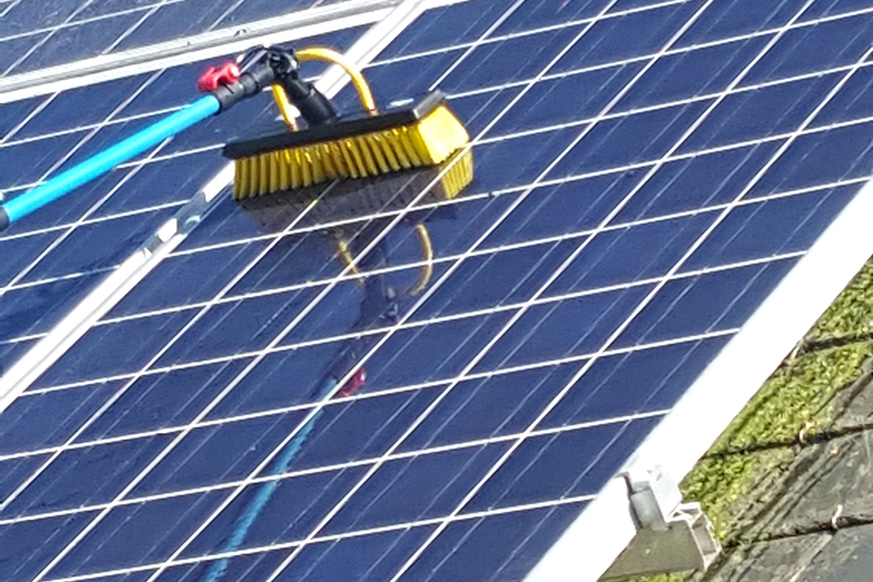 Solar PV Installation Maintenance and Monitoring